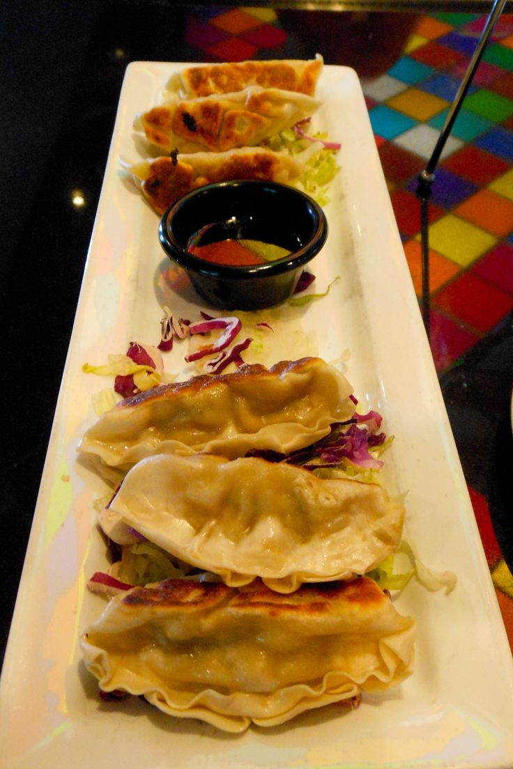 T.G.I. Friday's Pot Stickers - Most delicious savory best food ever created! Perfect Copy Cat Recipe Of TGI Friday's