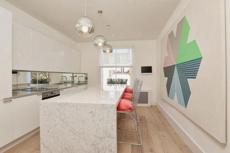 Lakáskultúra: fehér alapon pasztell színek - Inspirációk Csorba Anitától