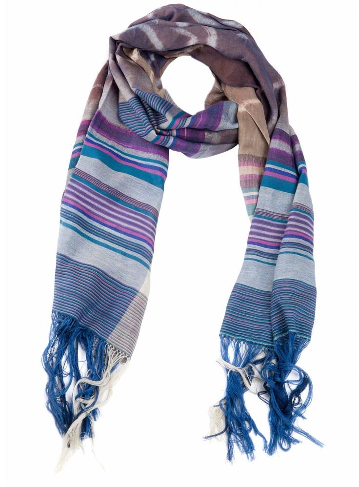 Joanna Louca - Long shawl   MyCatwalk Australia