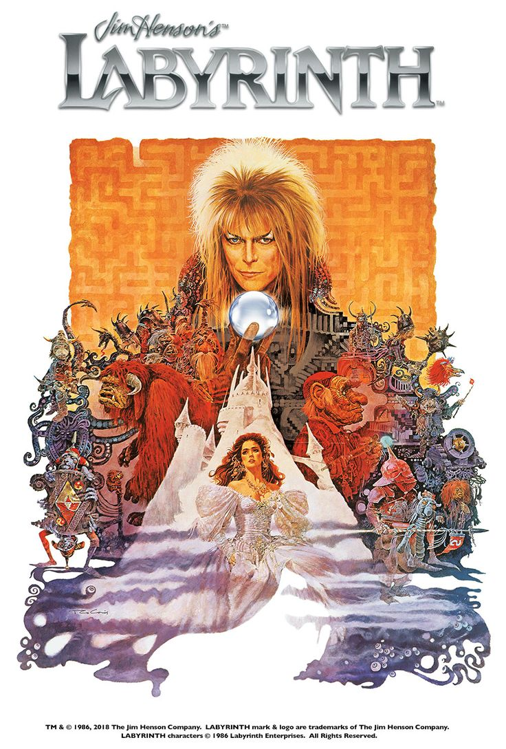 Journey into Jim Henson's magical Labyrinth when the 1986 fantasy-adventure returns to the big screen for three days only as a nationwide fan celebration. Audiences are encouraged to attend the screenings in costume to celebrate the nostalgia, music and legacy of this beloved film.