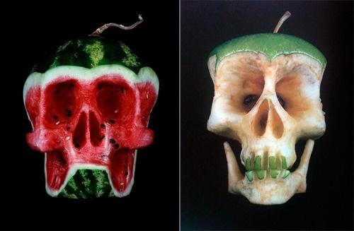 Skull food: Skull Food