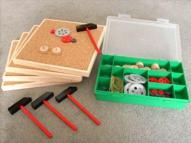 Techniek in het basisonderwijs - Lessen bovenbouw - Tandwielen