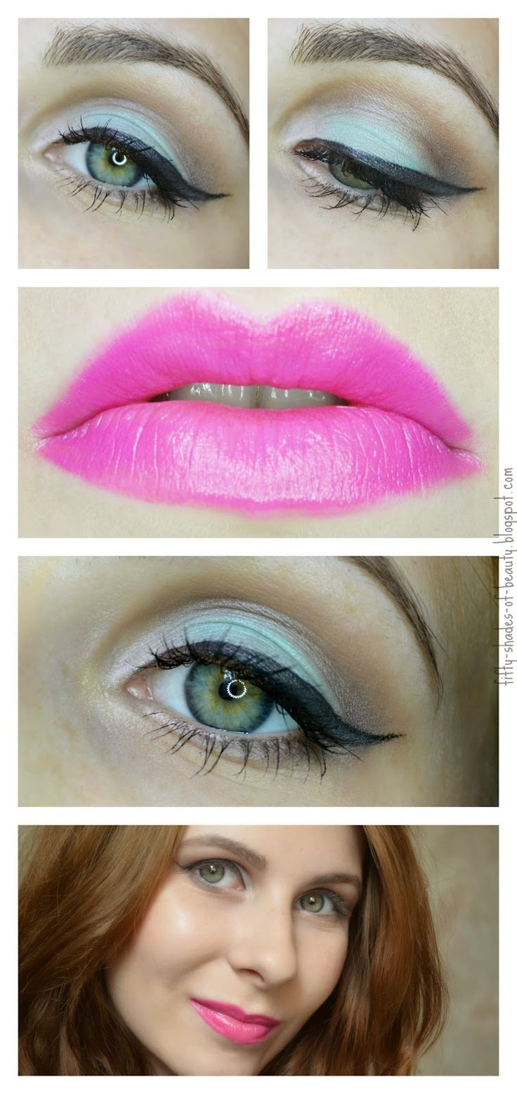 Mint & Chocolate Make Up http://fifty-shades-of-beauty.blogspot.com/2014/09/mint-chocolate-make-up.html