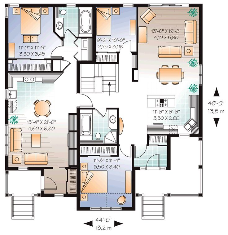 Recent posts of page 3 for Extended family house plans