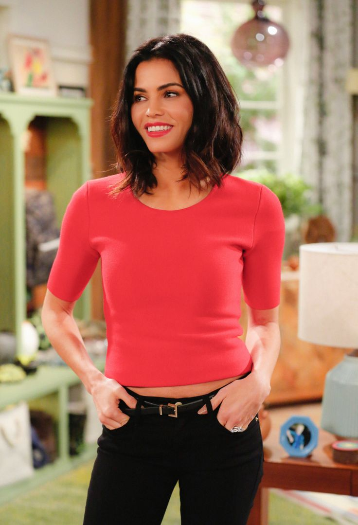 Jenna Dewan Tatum On Man With A Plan Tv Show Jenna
