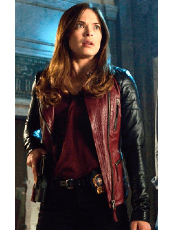 We at Film Star Look present Catherine Chandler Beauty and the Beast leather jacket that looks really incredible. Order right now and get free worldwide shipping, 30 days Money back guarantee. Best for casual Fashion clothing, Cosplay costume, clubs, and winter.