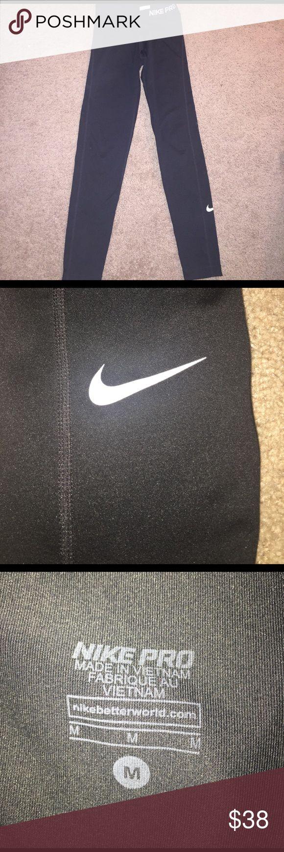 Women's Nike Pro Dri-fit Pants Excellent condition women's Nike pro dri fit pants! Nike Pants