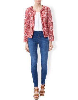 Fabulous statement jacket. Aisha Jacket