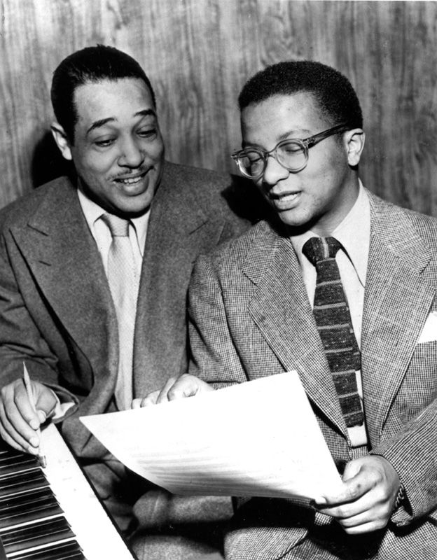 Duke Ellington & Billy Strayhorn: Jazz Composers - online exhibition from the Smithsonian