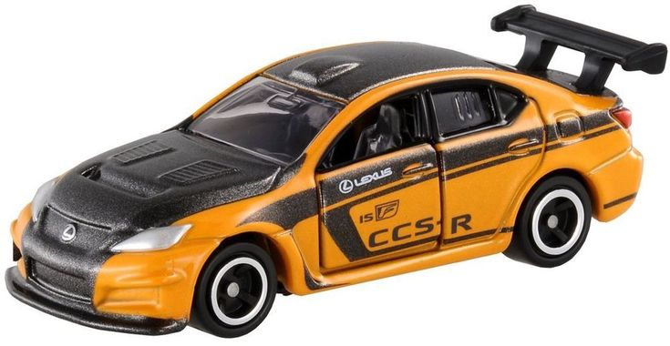 Takara Tomy Tomica Series No. 107 Lexus IS F CCS-R Japan #TAKARATOMY