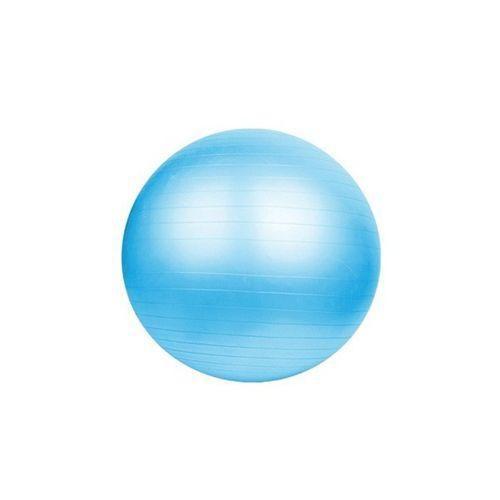 DUVLAN Gimnasztikai Labda Pumpával Max. 200 kg 75cm kék (fitness labda, fitball labda)* DUVLAN Gimna