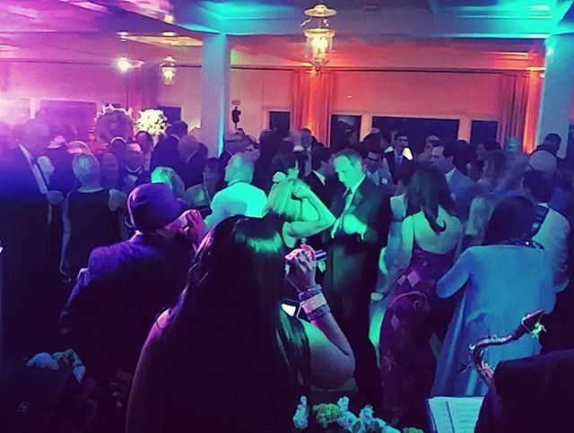 'Celebrate with us. Lose yourself on the dance floor #giglife #southflorida #band #stage #gig #musician #music #southfloridamusic #weddingplanners #miamiweddings #fortlauderdaleweddings #jewishwedding #palmbeachweddings #orlandoweddings #weddingplanner #floridaweddings #weddings #dancefloor #bride #groom #bocawedding #jewishweddings #countryclubwedding #eventprofs #palmbeachwedding #party #hora #mazeltov' by @sflheatwaveband. What do you think about this one? @frankiesense @the_dg_designer…