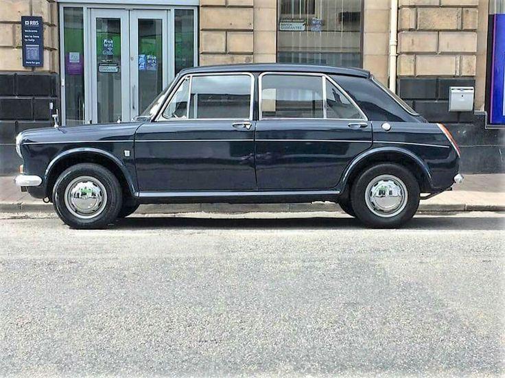 1972, Austin 1300