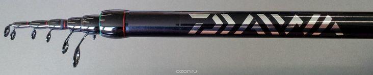 "Удилище спиннинговое карповое Daiwa ""Crossfire"", 6 м"