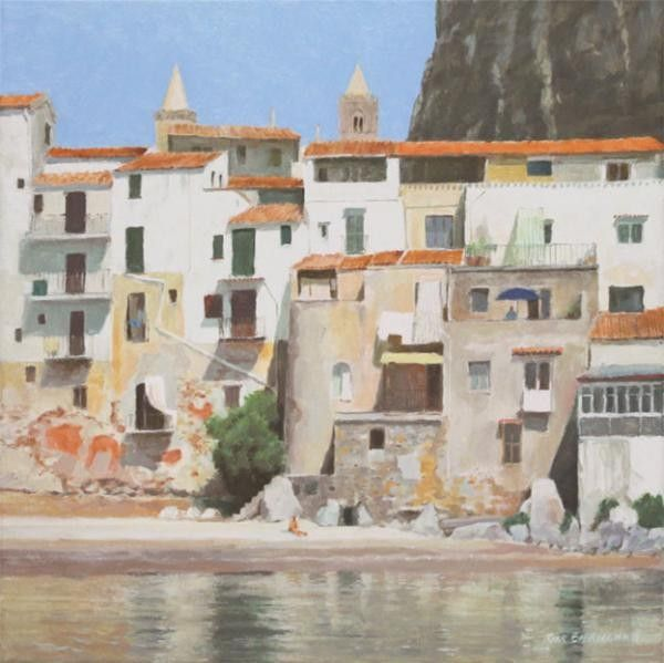 Rick Everingham's Cefalu-Sicily