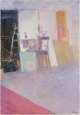 Jacques Truphémus L'atelier, 2007