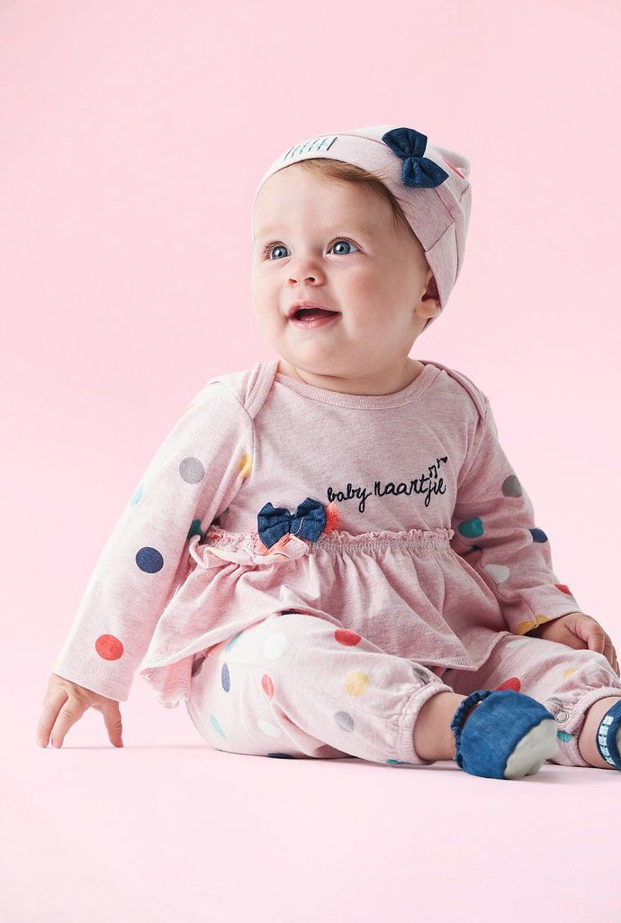 Naartjie Kids SA Fall Trans Newborn Girls (0-18 months)