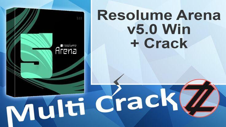 Resolume Arena v5.0 Win + Crack By_ Zuket Creation Direct Download Here http://multicrackk.blogspot.com/2015/11/resolume-arena-v50-win-crack.html