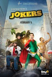 Impractical Jokers Season 1 Episode 2 Watch Online. Q, Sal, Joe and Murr are real-life best friends who love challenging each other to the most outrageous dares and stunts ever caught on hidden camera.