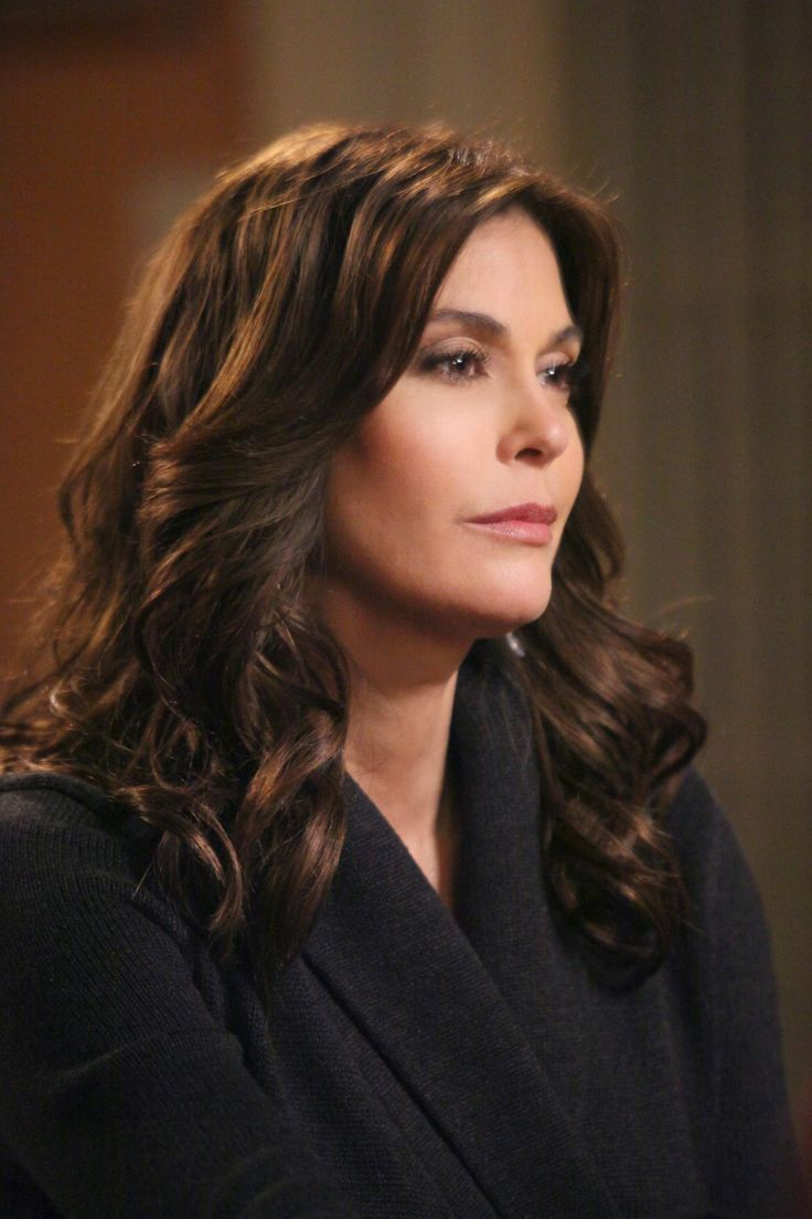 Teri Hatcher for talking about her abuse as a child