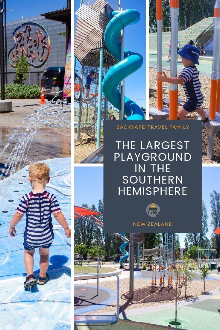 Best Playground In New Zealand Margaret Mahy Christchurch