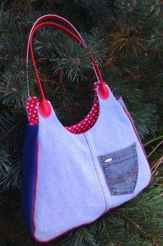 A ještě jednou taška Alyssa z Mariny od MAJDY, resp. její dcery, pro kterou taška je, a která vybírala látky .....