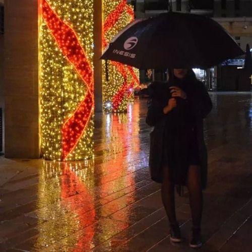 #Me #Night #Lights #France #AixEnProvence #Chrismas #Rain #Umbrella #Cute #Girl #FrenchBlogger #FashionBlogger #Noel #Décoration #December #Ornaments #Shine #City #Red #Style #LipStick #Lips #Beauty #Love #Follow #Happy #Look #Sneakers