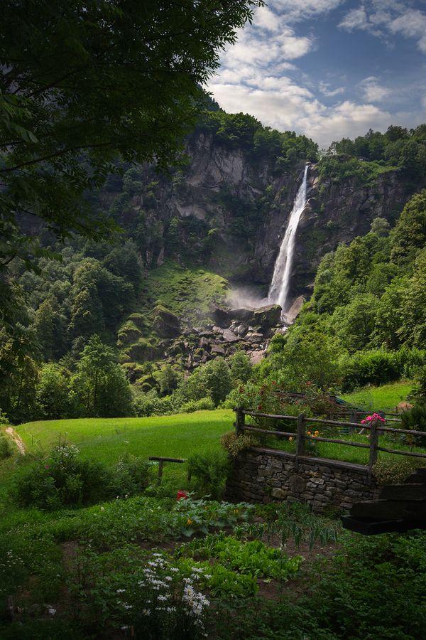 Valle Maggia, Ticino, Switzerland