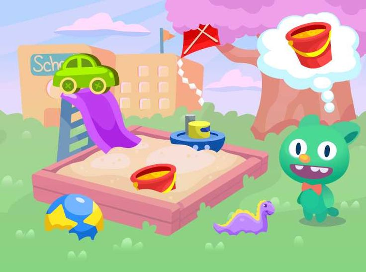 Fun educational game for kids!  Pocket Worlds! Artwork from this game is great!