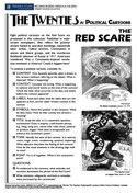 A really nice website that includes so many resources regarding the First Red Scare. There are political cartoon activities, primary source readings, and even a few silent animations!