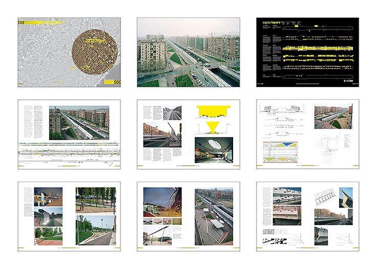 ARRIOLA ARQUITECTES/MIRALLES TAGLIABUE EMBT. Barcelona Gran Vía. Spain #infrastructures #landscape #infraestructuras #paisaje  Published in The Public Chance http://aplust.net/tienda/libros/Serie%20In%20Common/THE%20PUBLIC%20CHANCE/#project-665