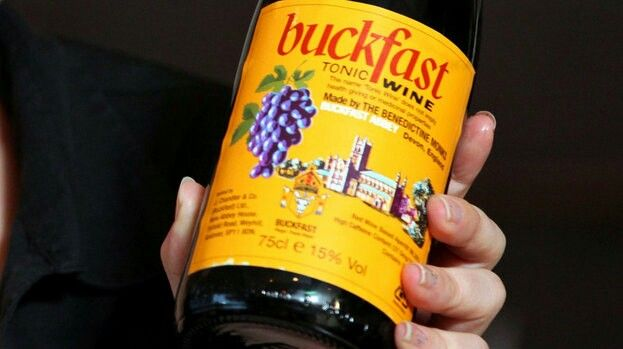 Buckfast Tonic Wine: The name 'Tonic Wine' does not imply health giving or medicinal properties.