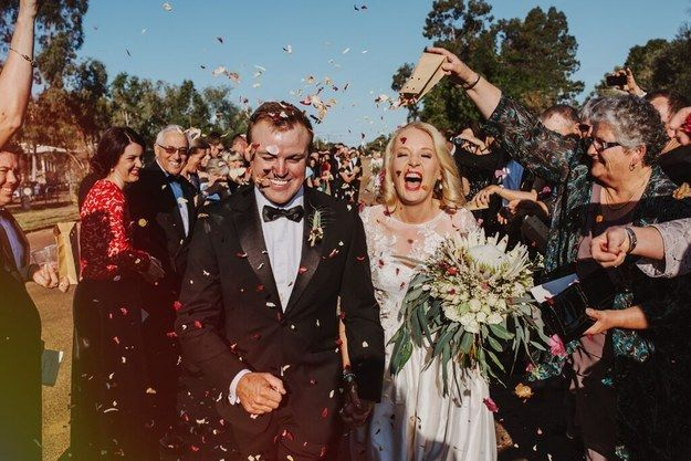 Following the success of the concept, Robertson has now launched a site where people can donate their own three dollars to the cause. | This Wedding Photo Went Viral After The Photographer Promised To Donate Three Dollars For Every Facebook Share