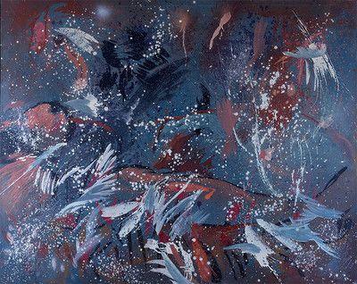 pintura realizada por el artista plastico Jose Francisco