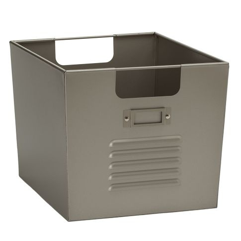 New Locker Bins Large Silver Lockers Metal Lockers