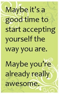 """""""You are awesome."""" #quote"""