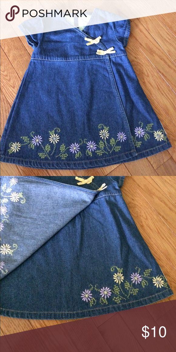 Vintage carters 18 month denim dress Vintage carters 18 month denim dress great condition Carter's Dresses Casual