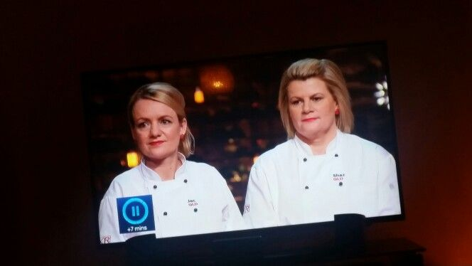 My Kitchen Rules, Australia, have really enjoyed this