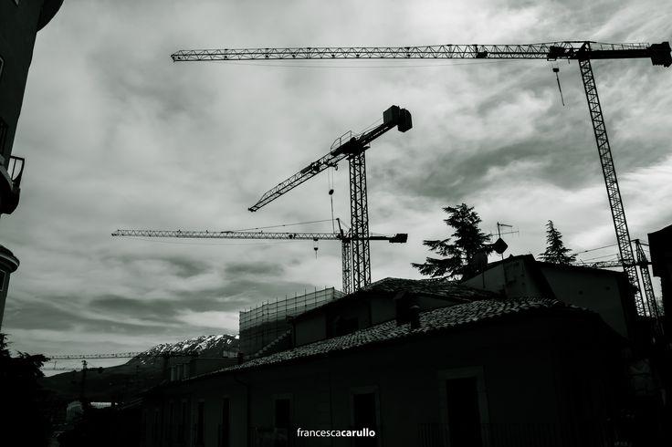 La città delle Gru_Francesca Carullo