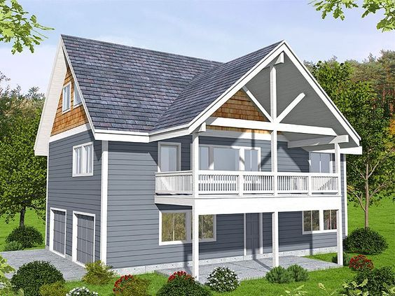 excellent guest house over garage. 137 best house plans images on Pinterest  Garage and Garages