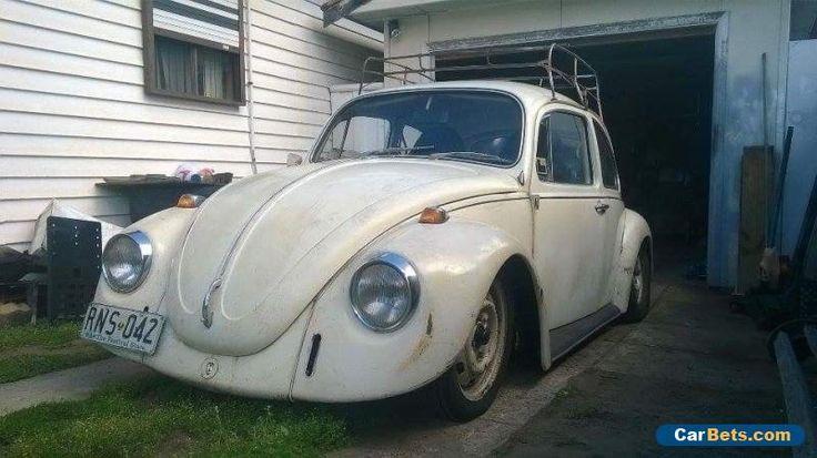 Volkswagen Beetle 1969 slammed rat #vwvolkswagen #beetle #forsale #australia