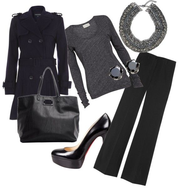 Yep. I can do this-ishBlack Outfit, Work Outfit