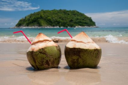 I love coconut water <3 The Miracle Health Benefits Of Coconut Water
