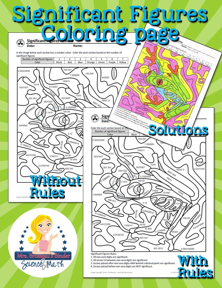 Biology Coloring Book Princeton Review : Figures review coloring page back to biology and school