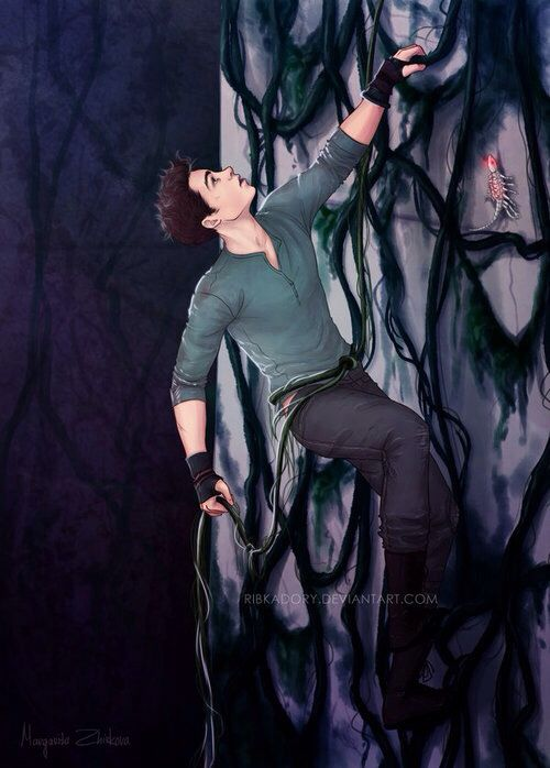 day 5: favorite fight/battle scene: when Thomas saved Alby in the maze and escaped the Grievers. (maze runner)