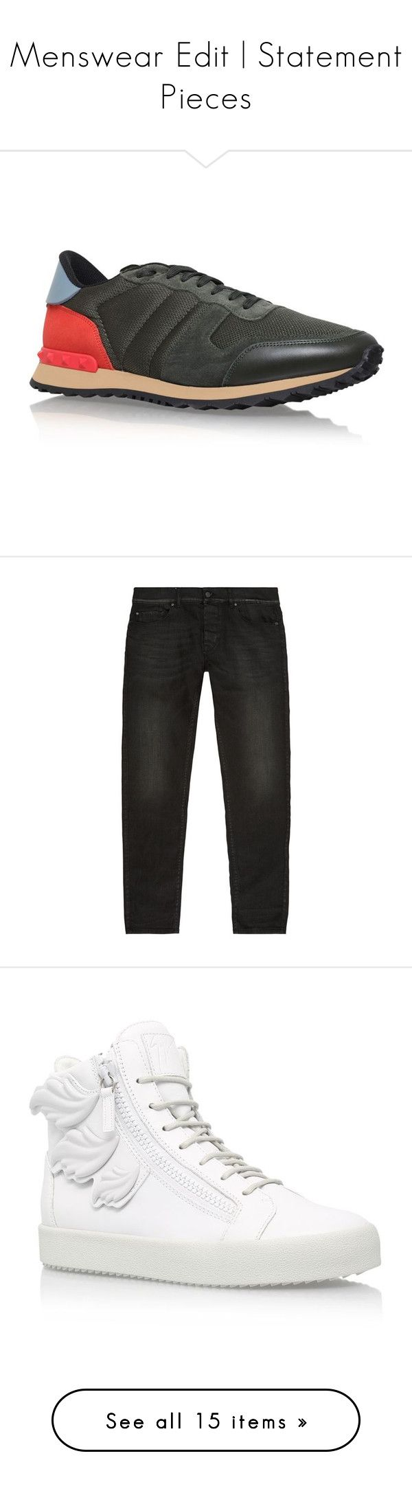 """""""Menswear Edit 