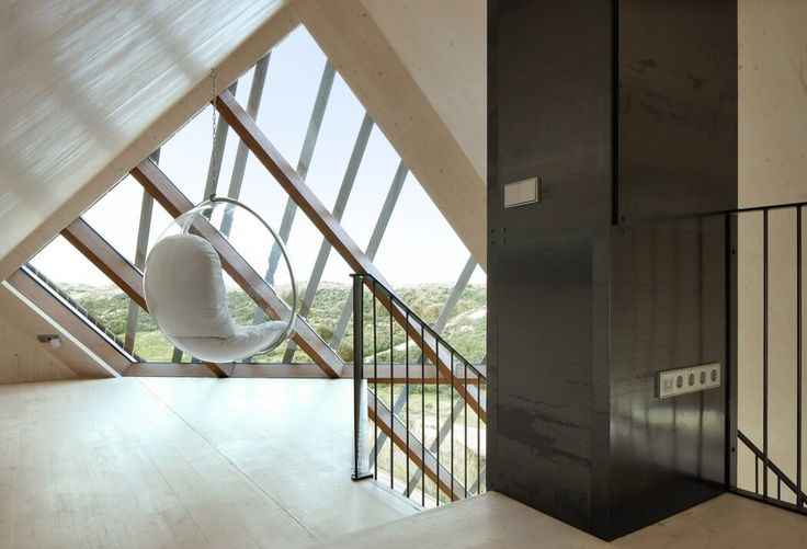 Half-Sunk in the Dune House - http://freshome.com/half-sunk-in-the-dune-house/