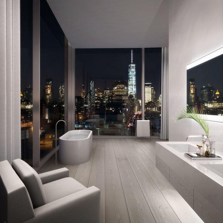 inside herzog de meuron new luxury condos west village nyc architectural digest
