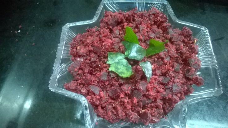 Beetroot Thoran Recipe| Kerala Style Beetroot fry
