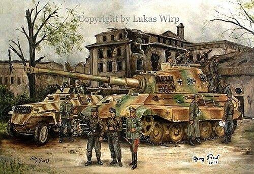 268 best images about panzer vi tiger ii k nigstiger on pinterest luftwaffe english and king. Black Bedroom Furniture Sets. Home Design Ideas